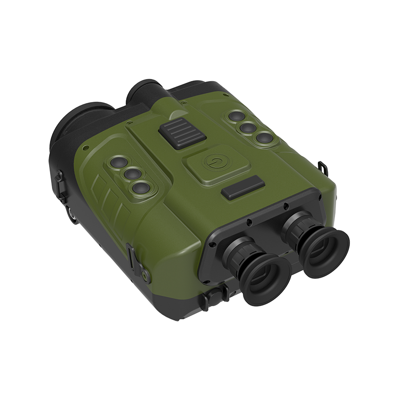 IR5210 Series: Multi-functional Cooled Portable Thermal Imager